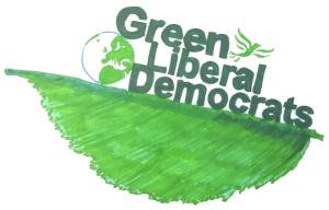 GLD Leaf 300 pixels (GreenLibDems.org.uk)