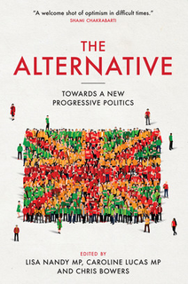Progressive Alliance book cover