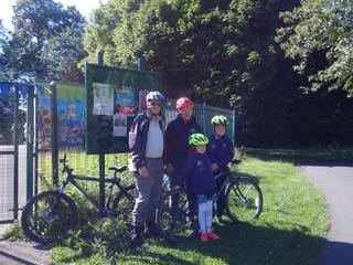 Wingrove Bike Garden