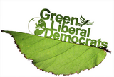 Green Liberal Democrats Leaf logo