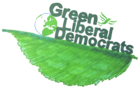 GLD Leaf 200 pixels (GreenLibDems.org.uk)