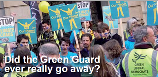 Young Liberals - Green Guard (Christian Vassie)