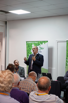 Ed Davey MP speaking at the Is Climate Change Accelerating? Fringe Meeting (KNDaws)