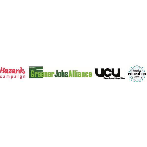 TUCAN supporter logos (Hazards Campaign)
