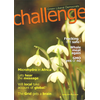 The front cover of the Spring 2011 Challenge Magazine (photograph taken and owned by Christian Vassie)