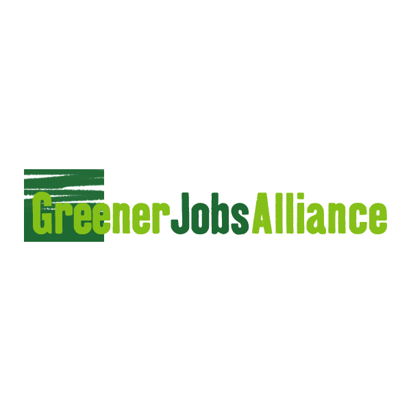 The Greener Jobs Alliance logo (http://www.greenerjobsalliance.co.uk)