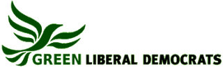 Logo for headerwith transparent and green antialiased background