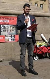 Cllr Ali Avaei - Kashmir