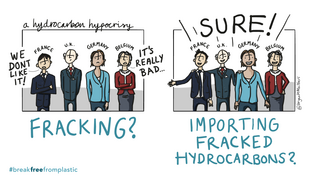 Fracking Hypocrisy