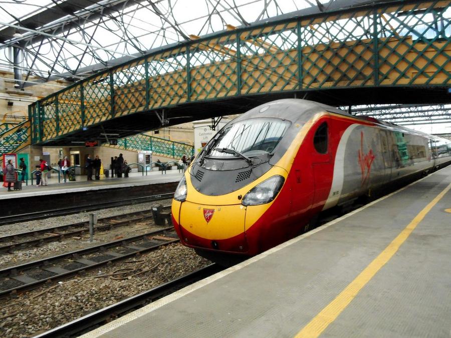 Carlisle Station by Richard Sutcliffe (Richard Sutcliffe)