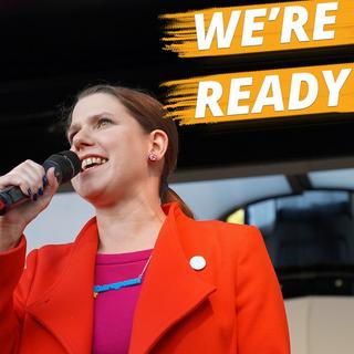 Jo Swinson: We're ready!