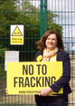 Di Keal anti-fracking (Di Keal)
