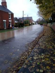 flooding in sutton bonnington