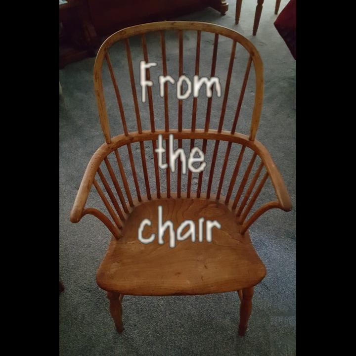 Keith Melton's Chair (Keith Melton)